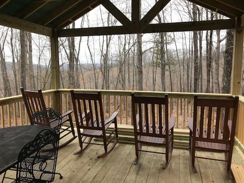 Hillside Cabin #2 Annapolis, MO Black River