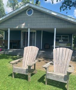 Serene Upstate NY Lake House Retreat