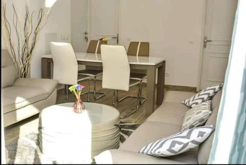 Appartement de luxe à Dakar