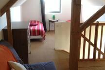 chambre 4 / espace ouvert