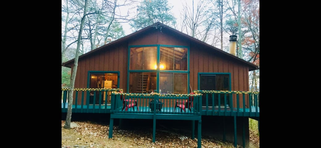 Massanutten Mountain House