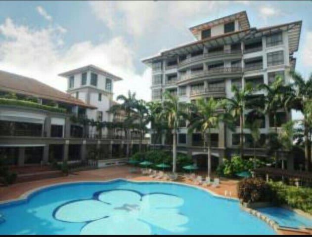 Mahkota Hotel Malacca - Melaka - Lejlighed