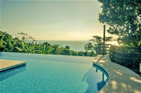 Casa em condomínio - Praia do Curral , Ilhabela