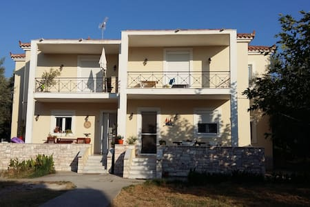 Lovely maisonette in Anaxos - Mitilene