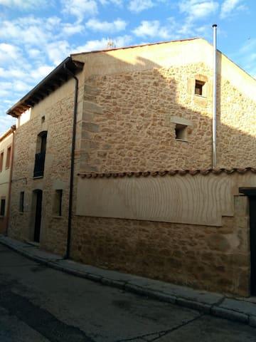 La Casa del Pastor de Villanueva de Gumiel