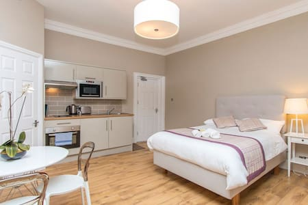 Superb Modern Studio on Park Row - Bristol - Apartmen