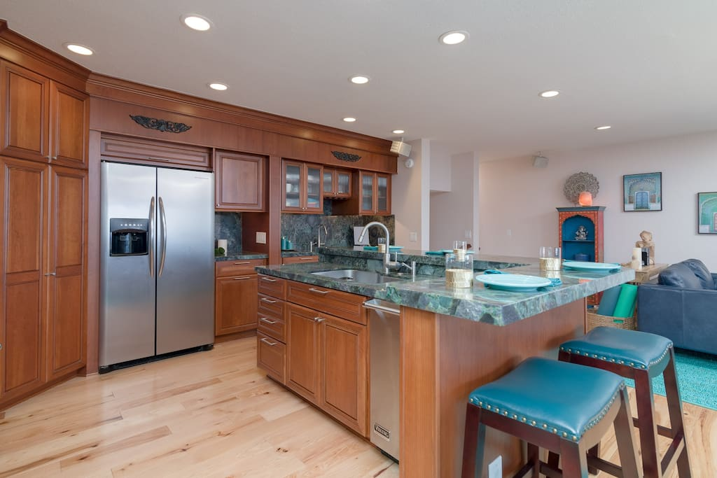 Brand New High-End Kitchen