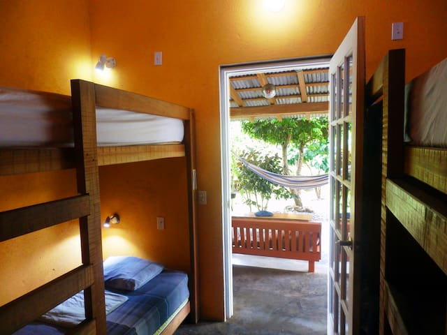 Hostel Venao Cove - Dorm bed