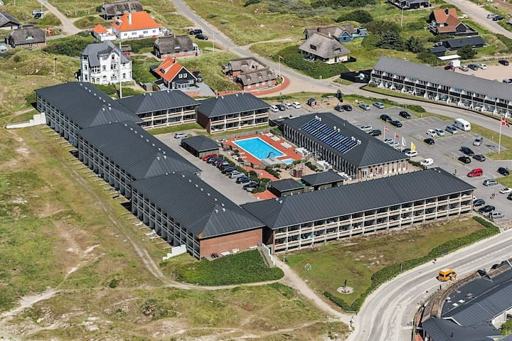 4 person holiday home on a holiday park in Fanø