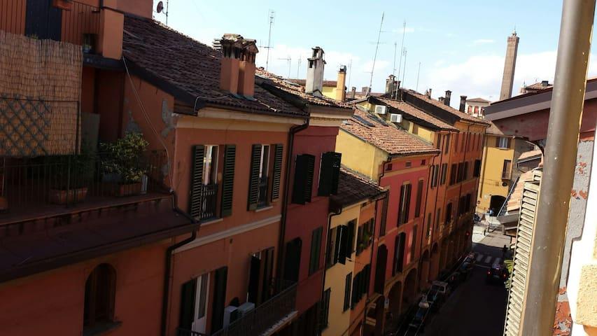 Charming renovated apartment - Bologna - Wohnung