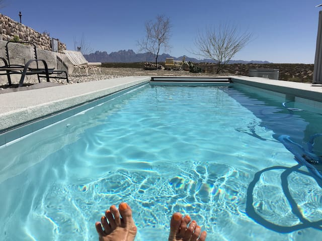 Swimming, anyone?