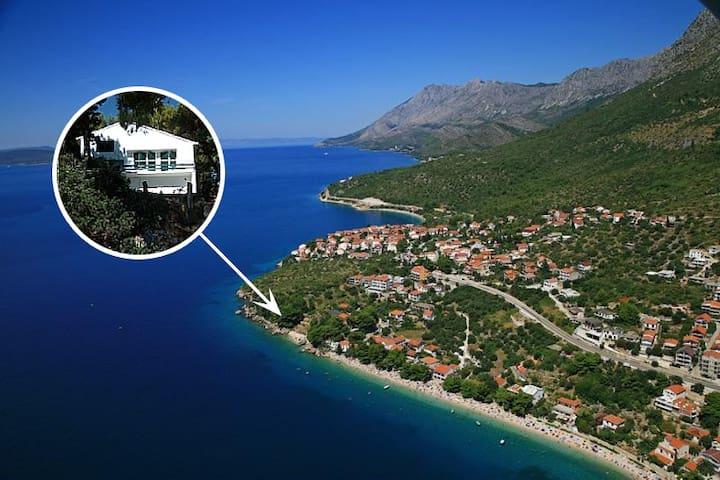 Orkanski visovi, facility without neighbors