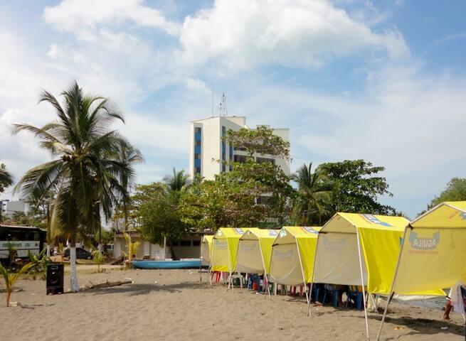 Hotel San Judas, Coveñas Sector de Punte Piedra - Coveñas - Hostal