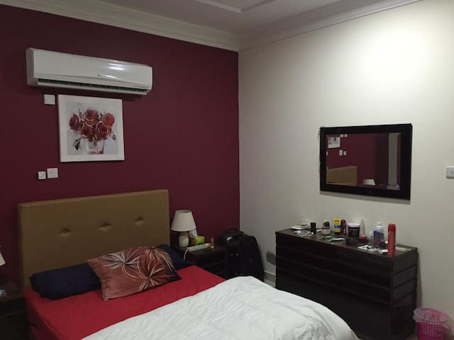 Fully furnished 1BHK - Al Sakhama - Departamento