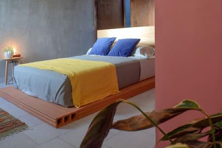 Mexa-Penthouse: Departamento studio & lounge