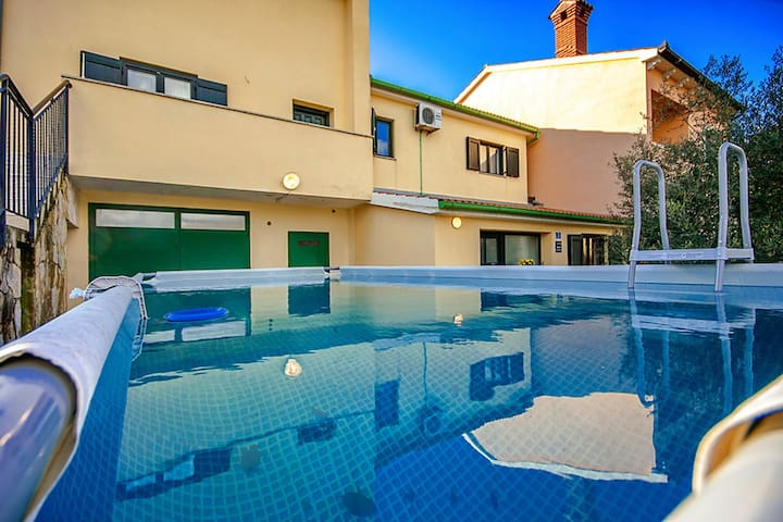Casa Otava with prefabricated pool - Belavići - Apartment