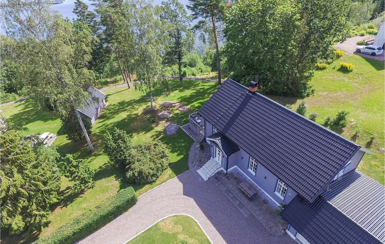 Holiday cottage with 3 bedrooms on 150m² in Åsensbruk