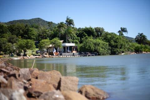 Laguna Lugar privativo e maravilhoso p/ descansar!