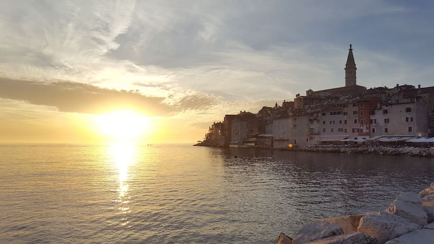 A true vacation in Rovinj