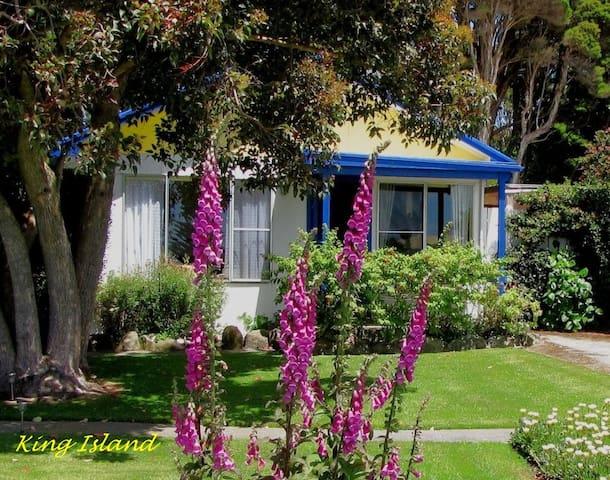 King Island's Wattlebird Cottage - Naracoopa - Cabaña
