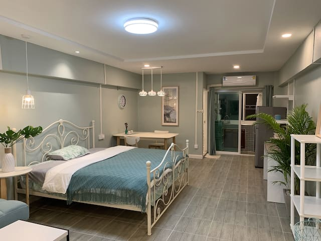 【周&月租公寓】曼谷医院BigC,HomePro,CF旁  Week/Monthly Condo