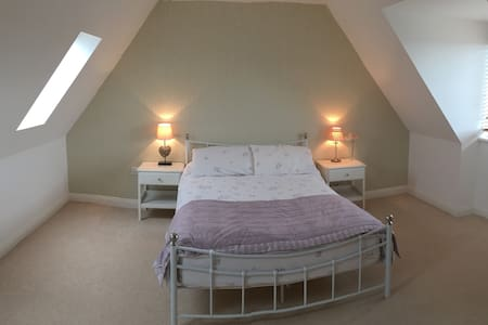 Large Spacious Double Room inc Shower - Weymouth - House