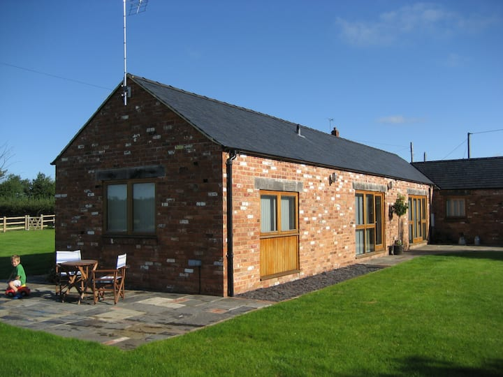 Blackberry Barn, a stunning 1 bed barn conversion