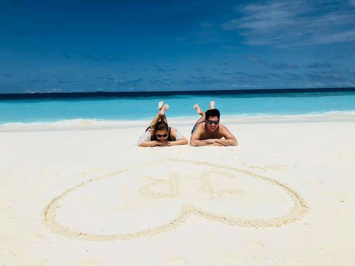 Beach Holiday Getaway