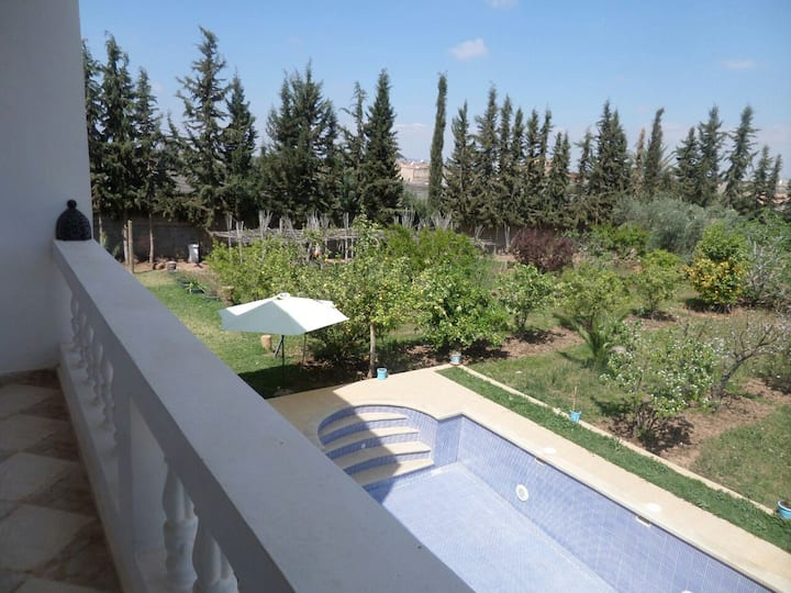 Deux Villa de luxe avec vue panoramique
