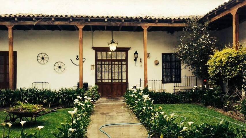 Casa de huéspedes María Asunción
