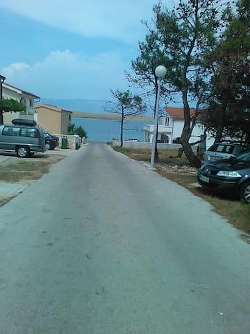 Pet friendly 2** app Elvira 60 m from the beach