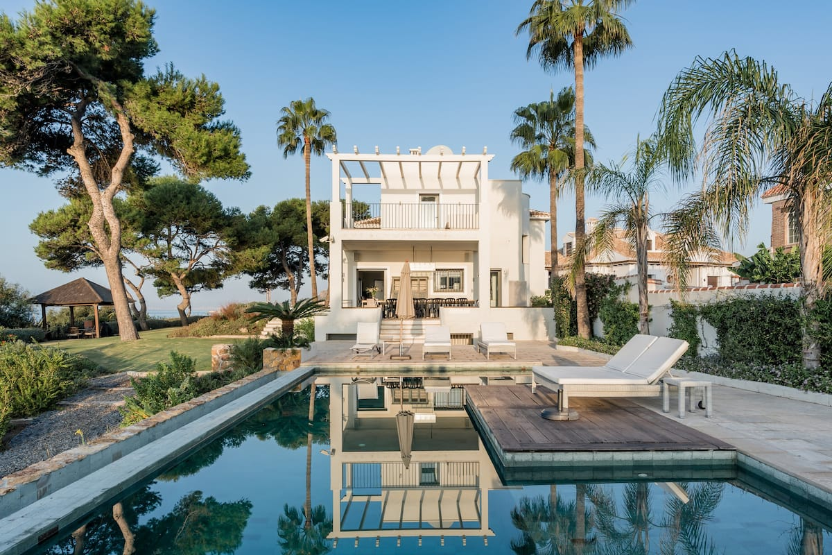 Casa Barco—Luxury Village Villa With Sea Views