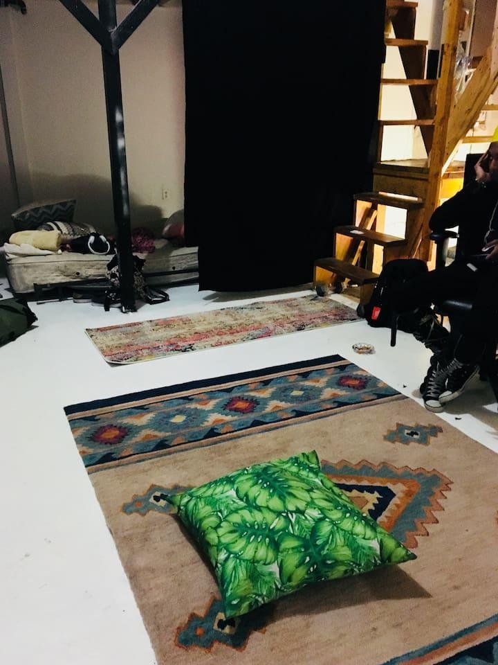 East Williamsburg Artist Retreat