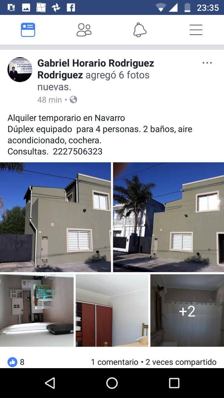 Navarro Apart Hotel . Bs. As.