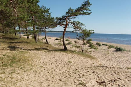 Quiet, sunny and spacious place near Baltic Shore