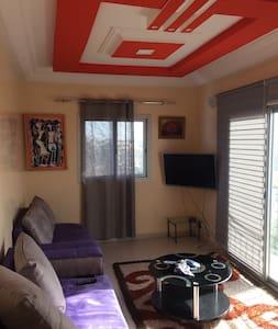 respect au voyageurs - 達喀爾(雅法A) - 公寓