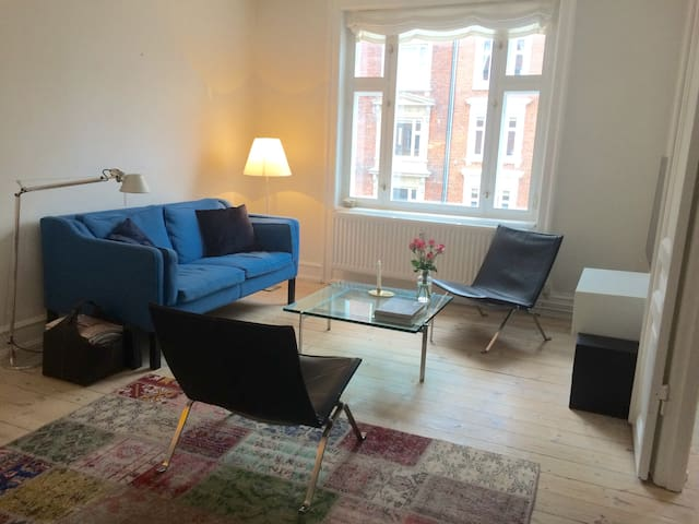 Central CPH Apartment!