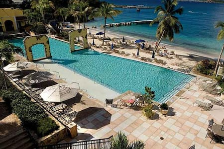 Spend New Year's Week at Marriott Frenchman's Cove