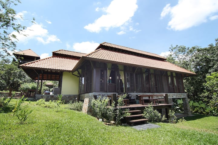 Kuang Kampung Retreat