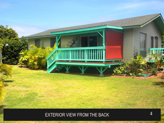 Marlin 3 Bedroom House at Paia. Walking to town. - Paia