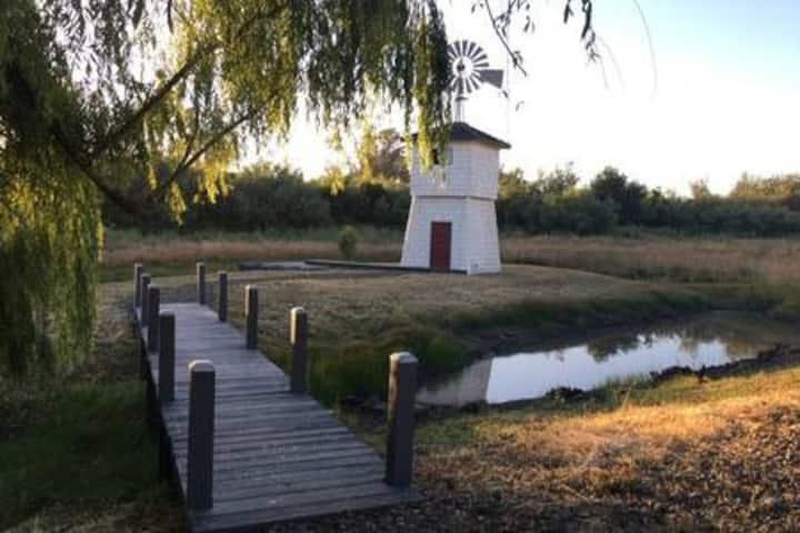 Private Sonoma County Ranch Cottage