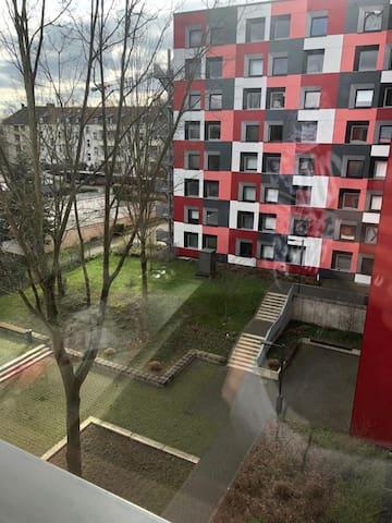 Mehrdad's Apartment