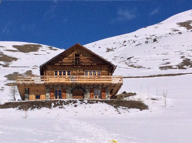 chalet Queyras french southern Alps - Molines-en-Queyras - Chalet