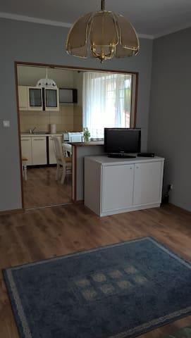 Studio nad morzem w atrakcyjnej cenie - Darłowo - Lakás