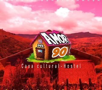 """Hostel-casa cultural- Turismo Rural """"Amor del 90"""""""