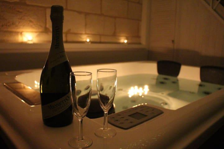 Due cuori e una spa
