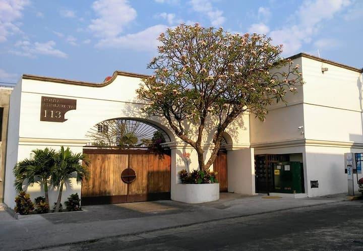 Hermoso departamento en el Centro de Cuernavaca