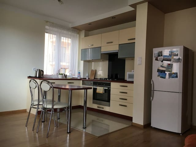 Panoramic apartment Rzeszów - Rzeszów - Wohnung