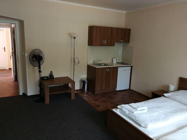 Penzion U Švejků - pokoj 3