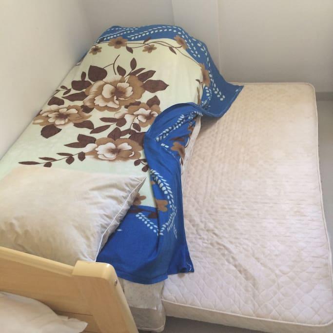cama de solteiro bibox